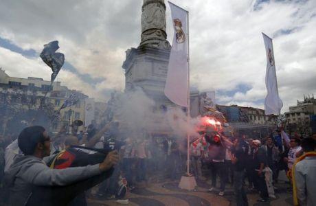 Επιθέσεις σε αστυνομικούς και συλλήψεις στη Λισσαβώνα