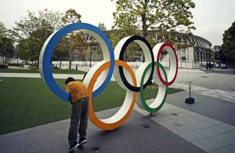 Οι πέντε ολυμπιακοί κύκλοι σ' ένα καθημερινό sneaker της Jordan