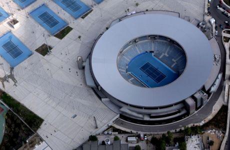 Η Ομοσπονδία Τένις... απάντησε στα σχέδια της ΑΕΚ για γήπεδο στο ΟΑΚΑ