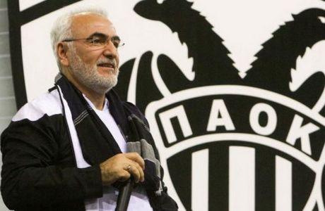 ΞΕΣΠΑΣΜΑ ΣΑΒΒΙΔΗ: Να φύγει ο Μαρινάκης από το ελληνικό ποδόσφαιρο! (VIDEO)