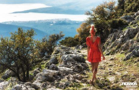 """Ακολούθησε τα """"Χνάρια του Δευκαλίωνα"""" σε μια συναρπαστική ορεινή διαδρομή!"""