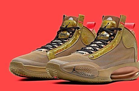 Τα νέα Air Jordan του Ζάιον Γουίλιαμσον λάμπουν σαν διαμάντια