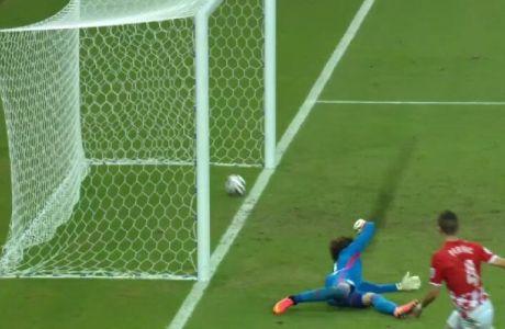 Η Κροατία μειώνει 1-3
