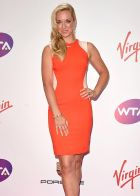 LONDON, ENGLAND - JUNE 19:  Sabine Lisicki attends the WTA Pre-Wimbledon party at Kensington Roof Gardens on June 19, 2014 in London, England.  (Photo by Karwai Tang/WireImage)
