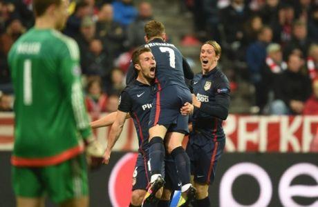 Στον τελικό του Champions League η Ατλέτικο