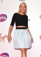 LONDON, ENGLAND - JUNE 19:  Donna Vekic attends the WTA Pre-Wimbledon party at Kensington Roof Gardens on June 19, 2014 in London, England.  (Photo by Karwai Tang/WireImage)