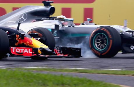 Κατέθεσε επίσημη διαμαρτυρία η Mercedes