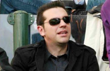 """Τσίπρας: """"Τα 56 στρέμματα είναι περιουσία του Δημοσίου, όχι του κ.Βωβού"""""""