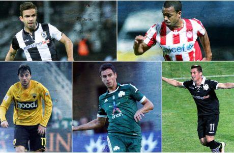 """Τα πολλά γκολ των """"Ελλήνων"""" στα παιχνίδια του Europa League"""