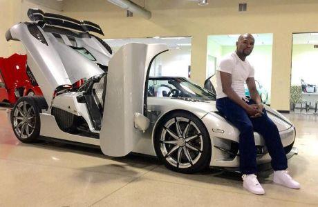 Πουλάει το ακριβότερο αυτοκίνητο του κόσμου ο Μayweather