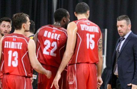 Δεν αγωνίζεται στην Basket League η Κηφισιά
