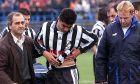 Μια στιγμή, δυο ζωές: Πώς ένας ποδοσφαιριστής συνεχίζει την καριέρα του μ' ένα νεφρό