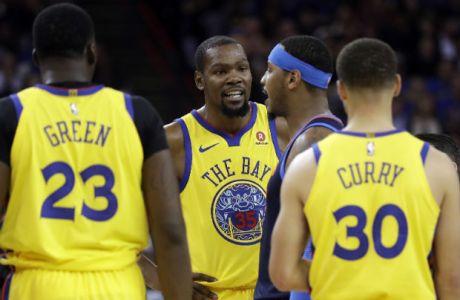 Τι γίνεται όταν αρπάζονται για... φασαρία δύο σταρ του NBA