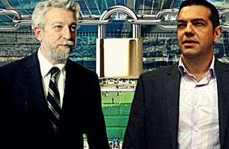 """Τσίπρας-Κοντονής: Η στήριξη, οι επόμενες κινήσεις και το """"λουκέτο"""" στο πρωτάθλημα"""