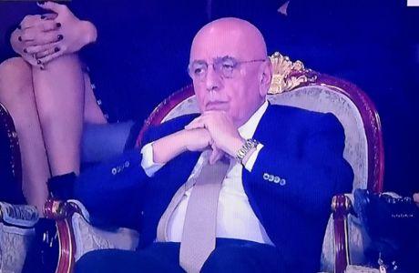 Σε χρυσό... θρόνο ο Γκαλιάνι στο Κατάρ!