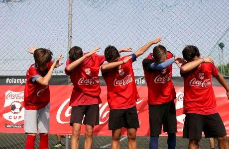 Ιδανική πρεμιέρα με τεράστια συμμετοχή στο Coca-Cola Cup 2016-2017!