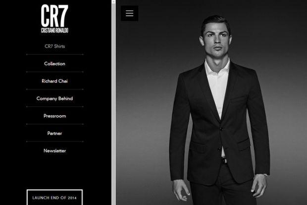 d1e23d693f3f Ρούχα με υπογραφή... Ρονάλντο - Contra.gr - Live Sports Magazine