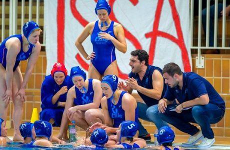 Πώς είναι να κοουτσάρεις την καλύτερη γυναικεία ομάδα πόλο της Γαλλίας
