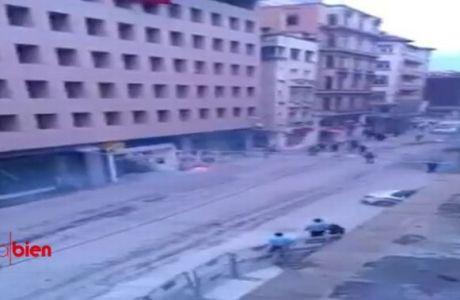Επεισόδια στην Κωνσταντινούπολη!