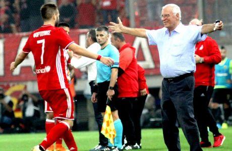 """Θεοδωρίδης: """"Να παίζουν και οι νέοι παίκτες που έχει πάρει ο πρόεδρος"""""""