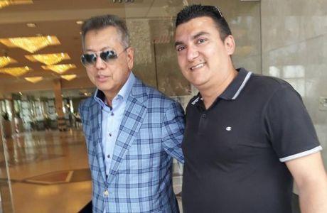 """Το Contra.gr συνάντησε τον Πιεμπογκσάντ: """"Να επαναφέρουμε τον ΠΑΟ σε υψηλό επίπεδο"""""""