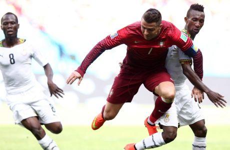 Πορτογαλία - Γκάνα 2-1
