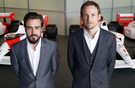 Alonso, ο πρώτος