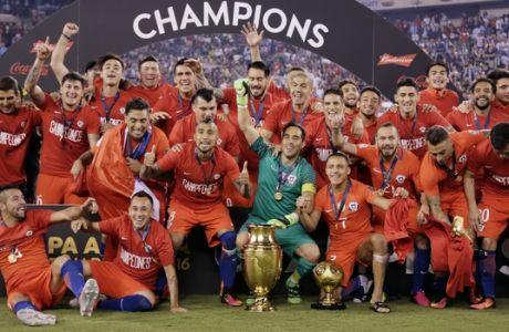 """Οι ευρωπαϊκές ομάδες που """"μετακομίζουν"""" στο Copa America"""