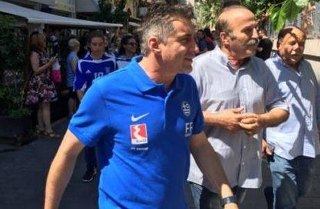 """Τοποθετήθηκε ο Ζαγοράκης:  """"Ο ΠΑΟΚ και ο Σαββίδης δεν είναι το πρόβλημα"""""""