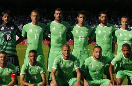 Χορτάτοι με Γερμανία οι Αλγερινοί