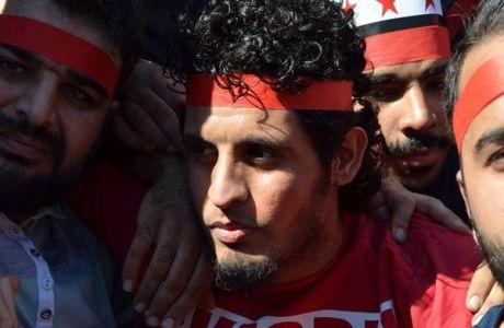 Ο 'γκολκίπερ της ελευθερίας' σκοτώθηκε στο γήπεδο που επέλεξε να παίζει