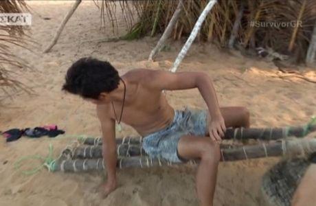 Survivor: Απίθανη τούμπα ο Τσανγκ