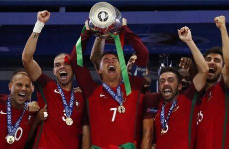 Πορτογαλία - Γαλλία 1-0 παρ.