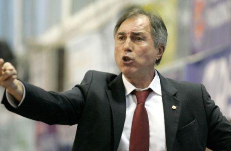 """Καταγγελίες Αλεξανδρή για τους """"εργολάβους"""" του μπάσκετ"""