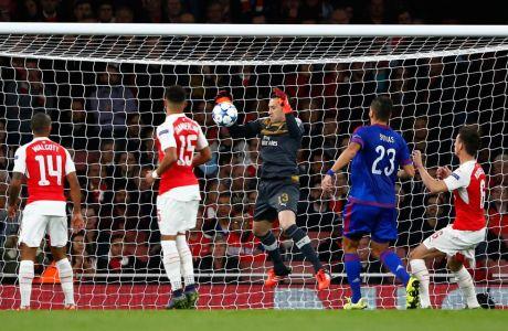 Το γκολ του Φορτούνη που άλλαξε τον κανονισμό της UEFA
