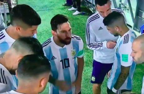 Η κίνηση του Μέσι που... έστειλε την Αργεντινή στους 16!
