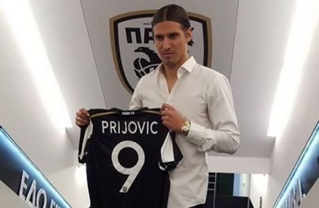 Η Βέροια πήγε να πάρει τον Πρίγιοβιτς με 8 φορές λιγότερα χρήματα από τον ΠΑΟΚ