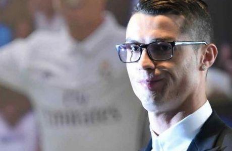 Τα γυαλιά του Κριστιάνο Ρονάλντο προκάλεσαν πανικό στο Twitter!