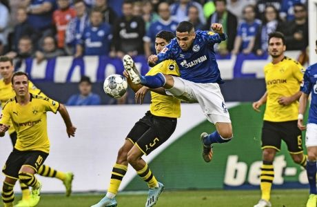 To restart της Bundesliga, που έχει 'ανοιχτά' όλα τα μέτωπα, περιλαμβάνει το Revierderby.
