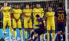 Ο Λιονέλ Μέσι της Μπαρτσελόνα σε στιγμιότυπο της αναμέτρησης με την Ντόρτμουντ για τη φάση των ομίλων του Champions League 2019-2020 στο 'Καμπ Νόου', Βαρκελώνη | Τετάρτη 27 Νοεμβρίου 2019