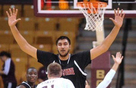 Ένα... θηρίο συμμετέχει στο φετινό ντραφτ του NBA (VIDEO)