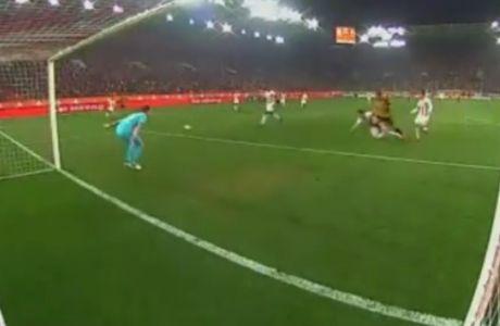 Καρέ-καρέ το δεύτερο γκολ της ΑΕΚ