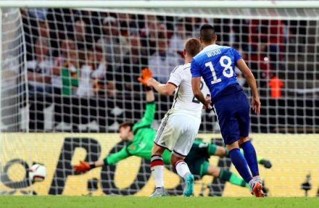 Το γκολ που έκαμψε την Γερμανία σε video