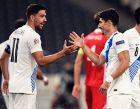 Οι Τάσος Μπακασέτας και Πέτρος Μάνταλος ήταν οι δύο σκόρερ της Εθνικής στη νίκη επί της Μολδαβίας