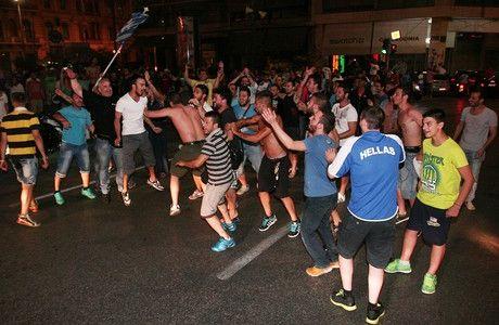 Πάρτι στη Φορταλέζα, πάρτι και στην Ελλάδα (VIDEO)