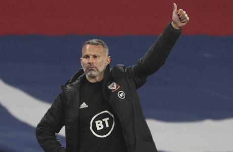 Ο Ράιαν Γκιγκς θα χάσει το πρώτο EURO του ως προπονητής