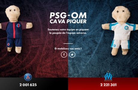 Το απόλυτο ντέρμπι στη Ligue 1 έχει μέχρι και βουντού!