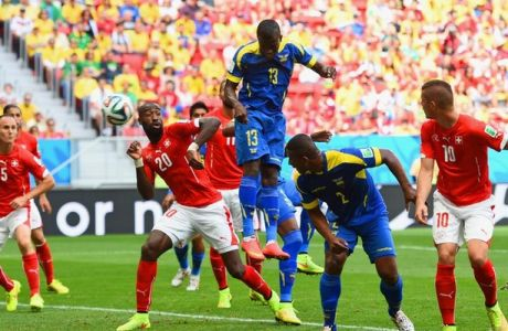 Ο Βαλέντσια το 1-0 για το Εκουαδόρ