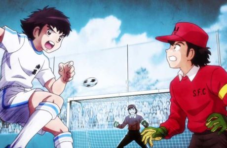 Captain Tsubasa: Το Anime που ενέπνευσε αστέρες της μπάλας