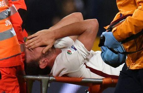 ΣΟΚ με Φλορέντσι στη Ρόμα: χάνει όλη τη σεζόν!
